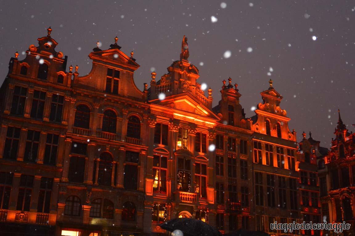 grand place bruxelles belgio