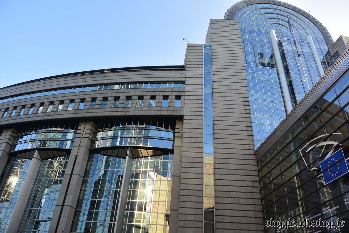 Bruxelles Belgio parlamento europeo