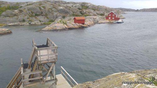 Svezia Skarhamn Tjorn