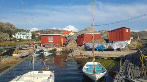 arcipelago di Goteborg branno