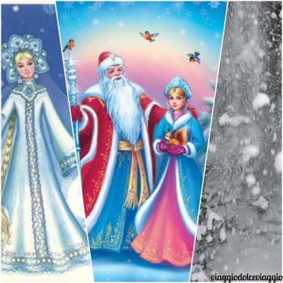 Tradizioni ortodosse natalizie della bielorussia Ded Maroz