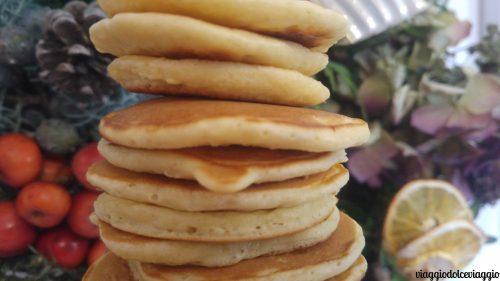 pancake ricetta di natale