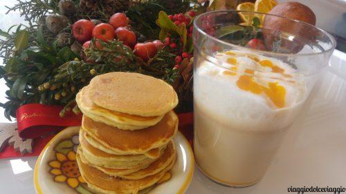 pumpkin latte e pancake ricetta e curiosità