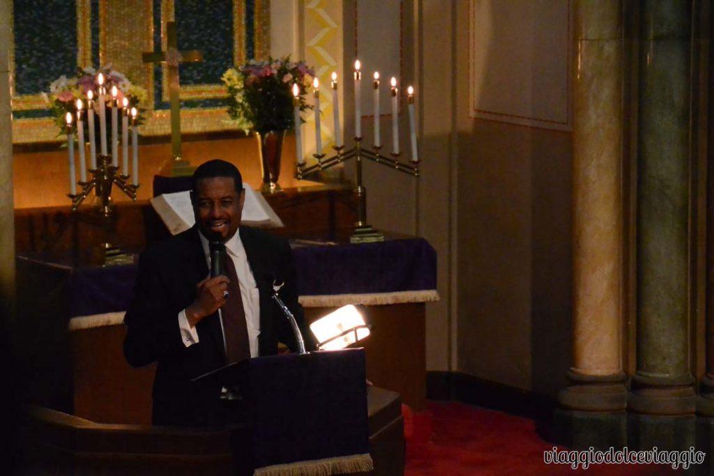 Harlem messa gospel