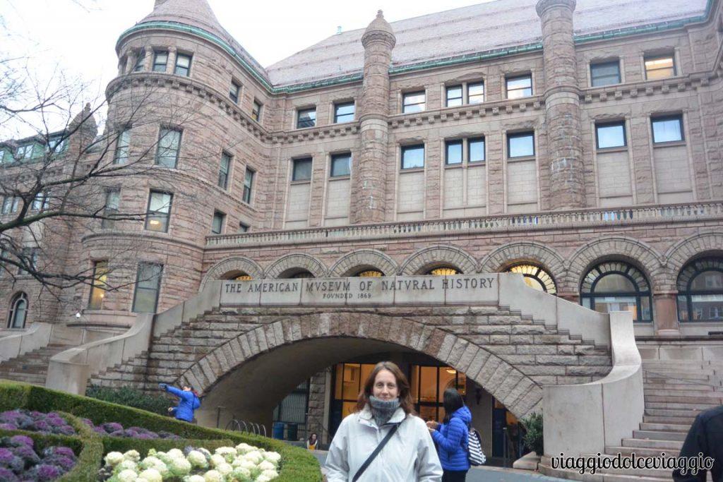 Museo di storia naturale New York