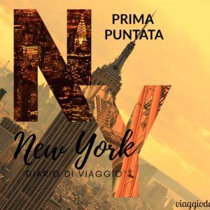 New York prima puntata