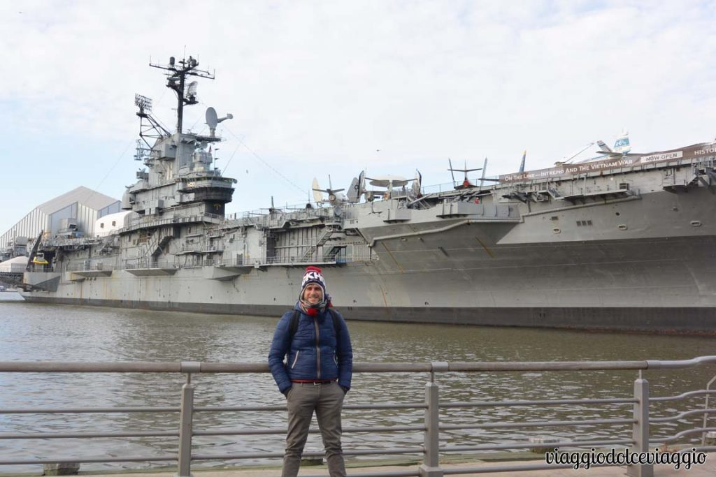 Intrepid, Sea, Air and Space Museum