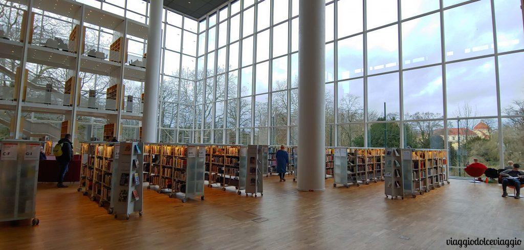 Biblioteca di Malmo