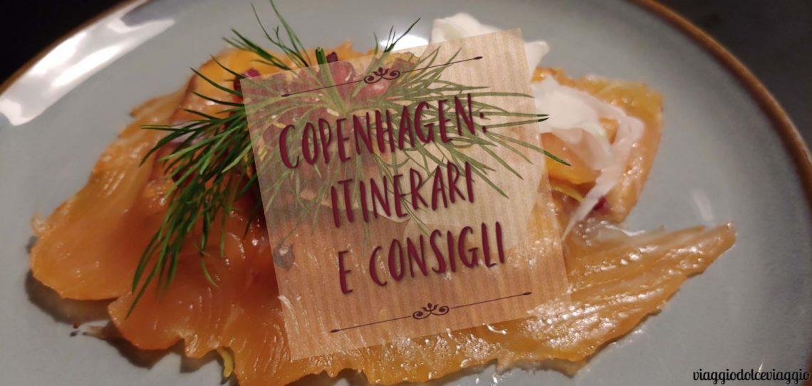 Copenhagen itinerari e consigli