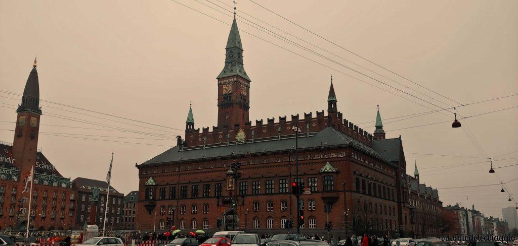 Radhus, municipio di Copenhagen