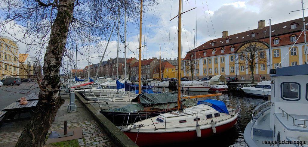 Christianshavn , Copenhagen