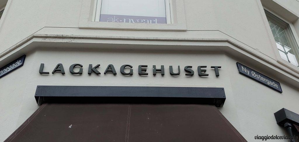 Lagkagehuset, deliziosa pasticceria di Copenhagen
