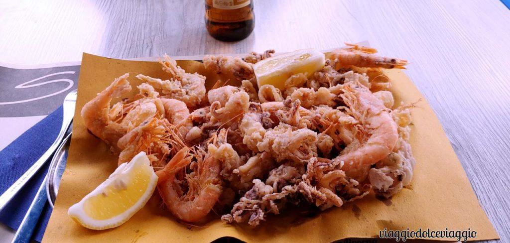 Fritto di pesce a Livorno
