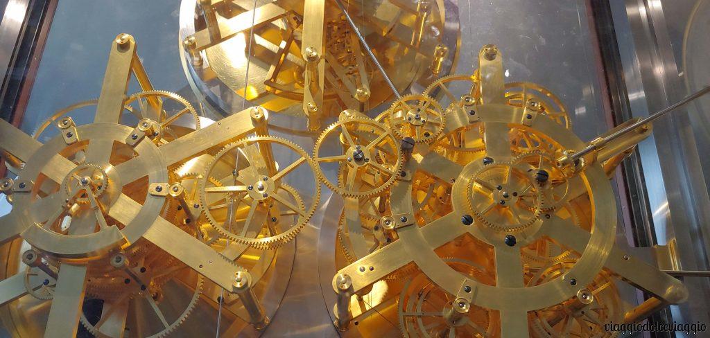 Orologio Jensen, al Radhus di Copenhagen