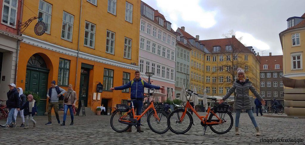 Biciclette Donkey Republic a Copenahgen