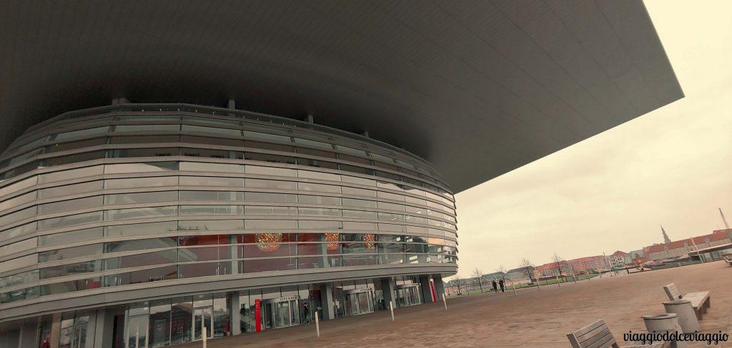 Opera House di Copenhagen
