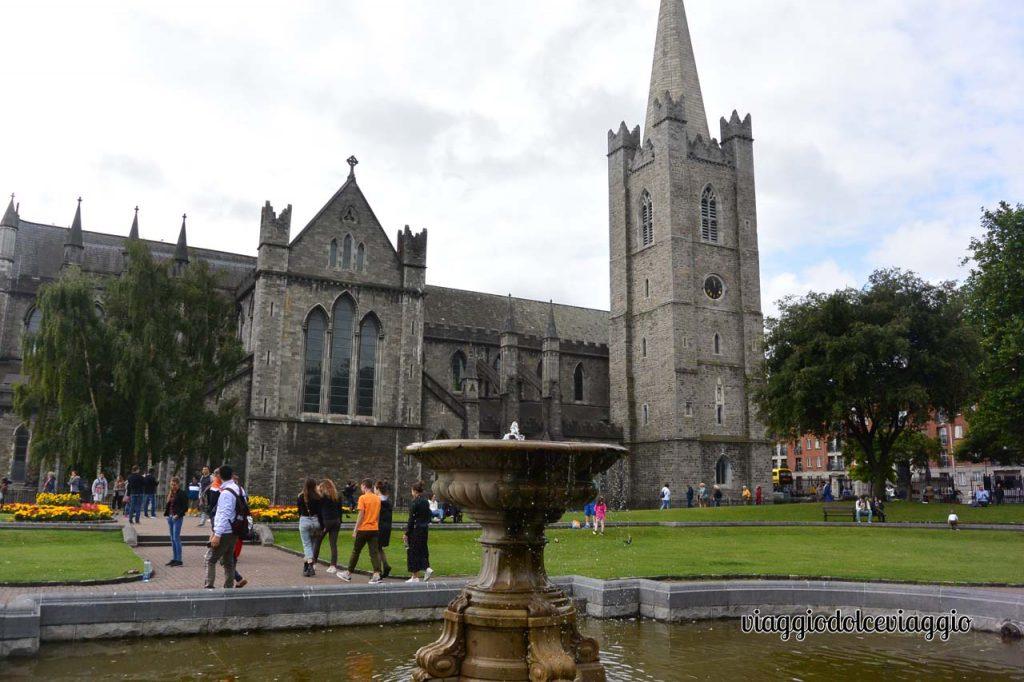 Parco della cattedrale di St. Patrick, Dublino