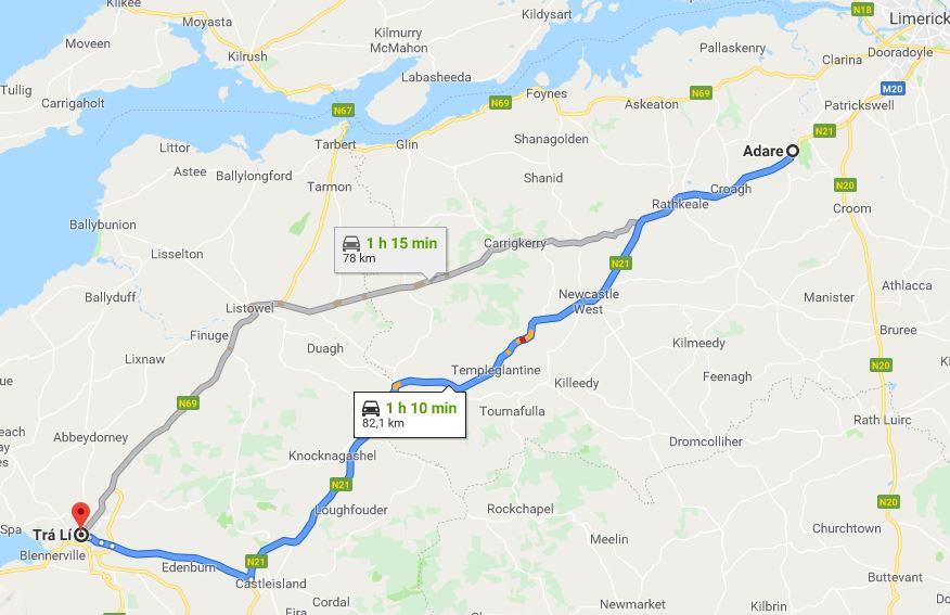 Itinerario Irlanda due settimane, giorno 11