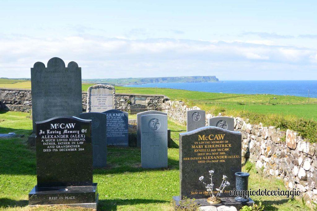 Cosa vedere in Irlanda del nord: Ballintoy church