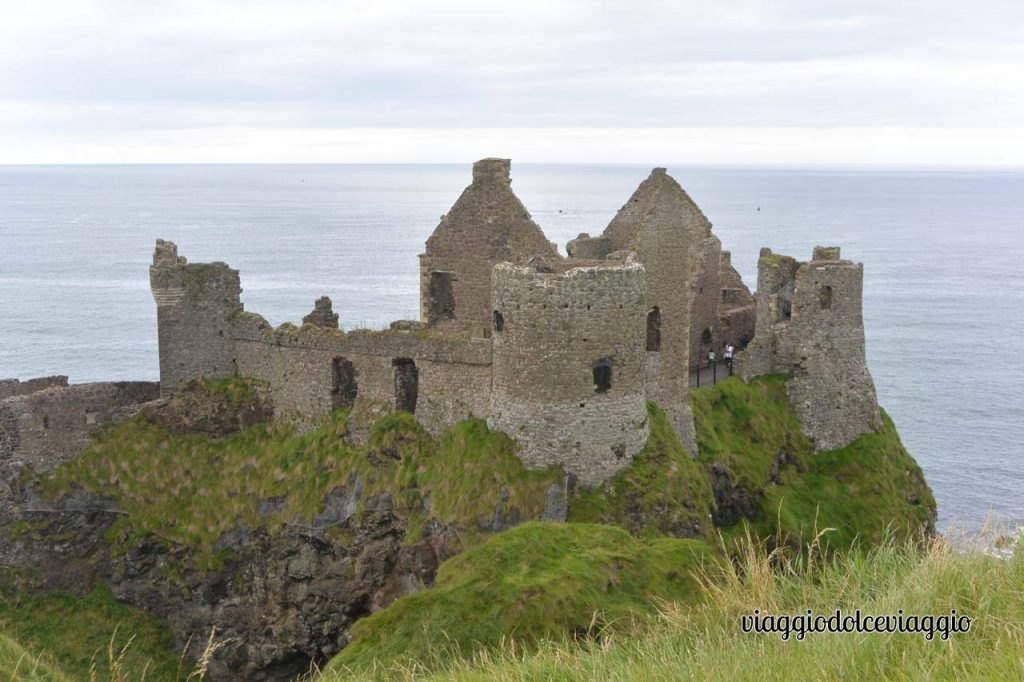 Cosa vedere in Irlanda del nord: Dunluce Castle
