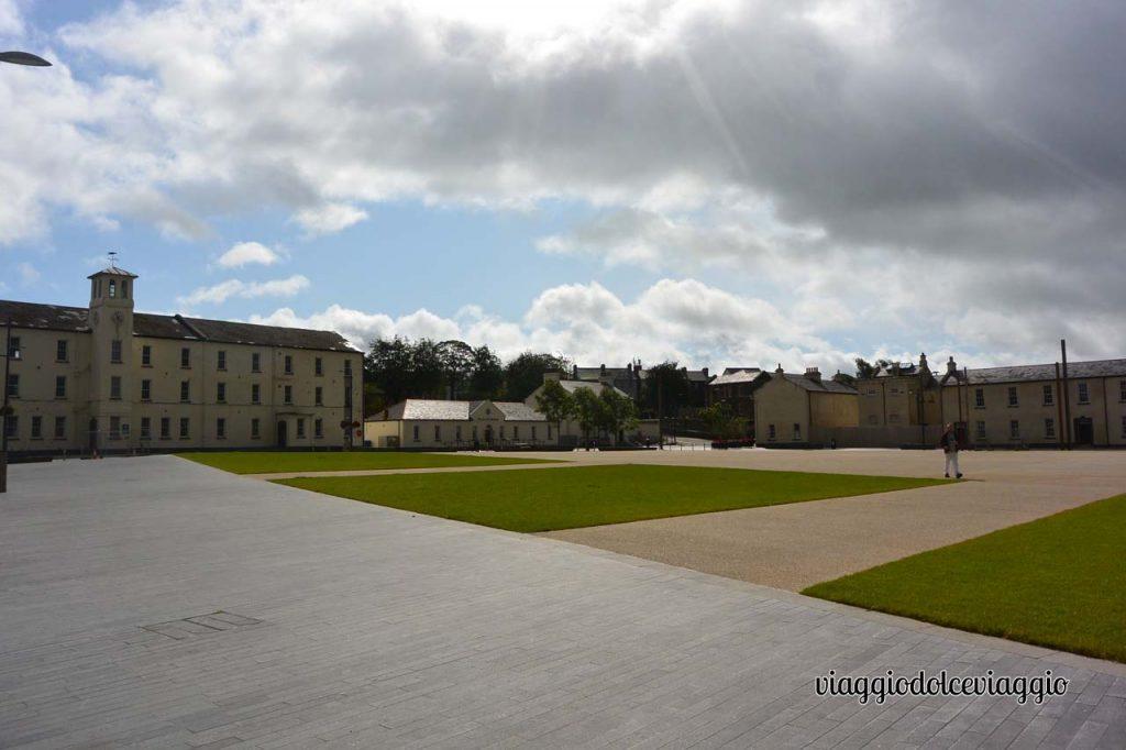 Cosa vedere a Derry, Ebrington square