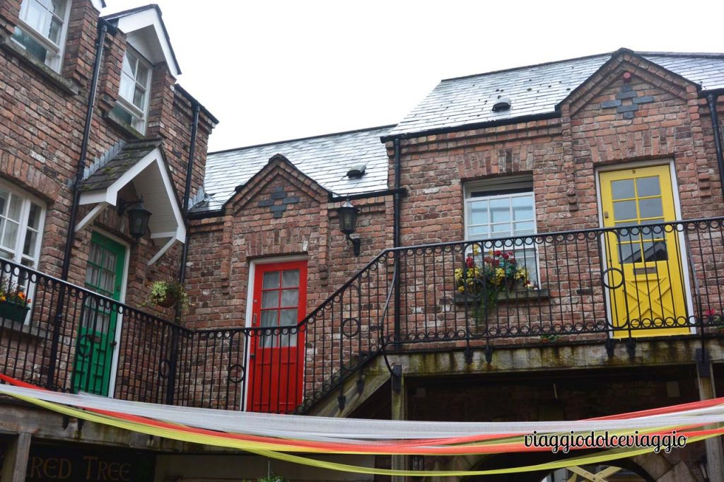 Cosa vedere a Derry, Craft village