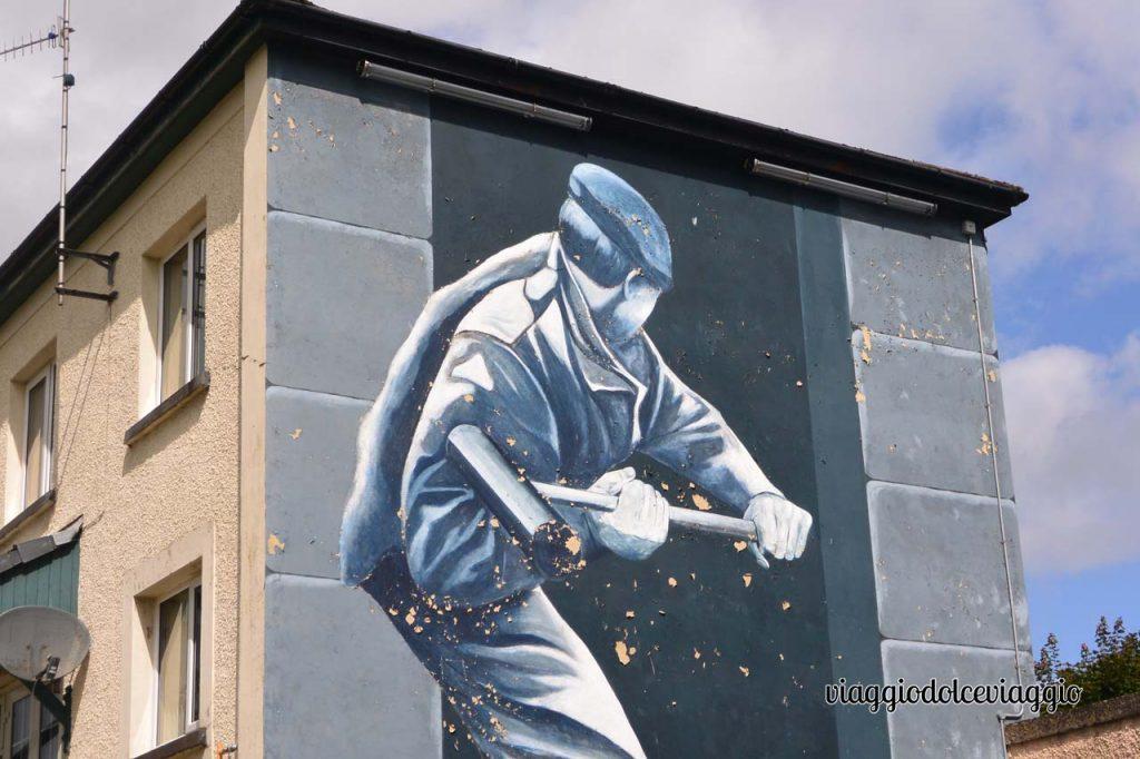Cosa vedere a Derry: i murales