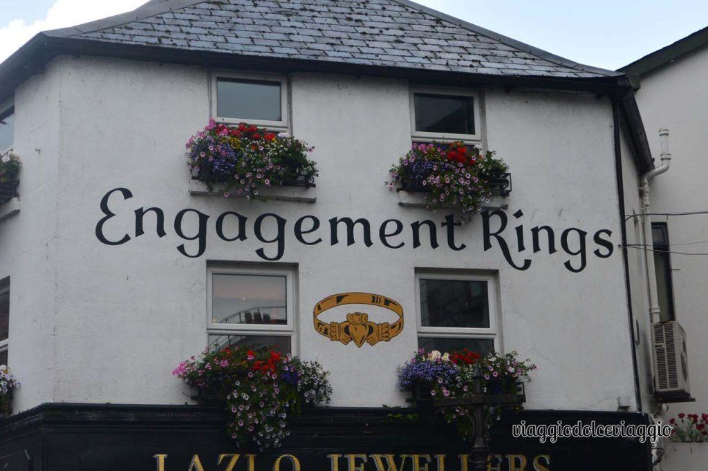 Galway, claddagh ring
