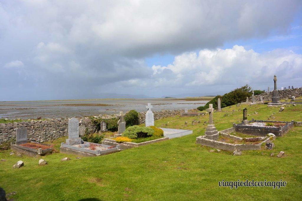 Murrisk Abbey, Irlanda