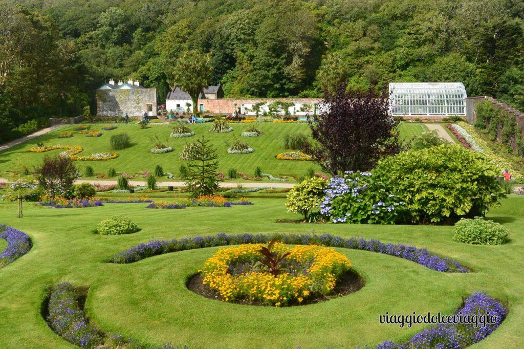 Kylemore Abbey, Irlanda