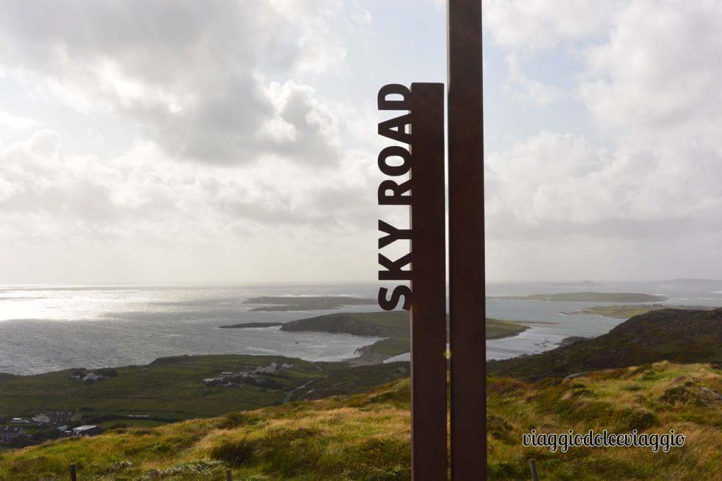 Sky road, Irlanda