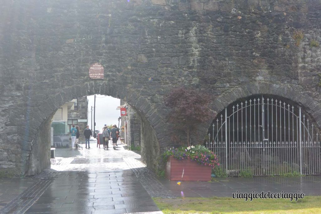 Galway, Spanish Arch