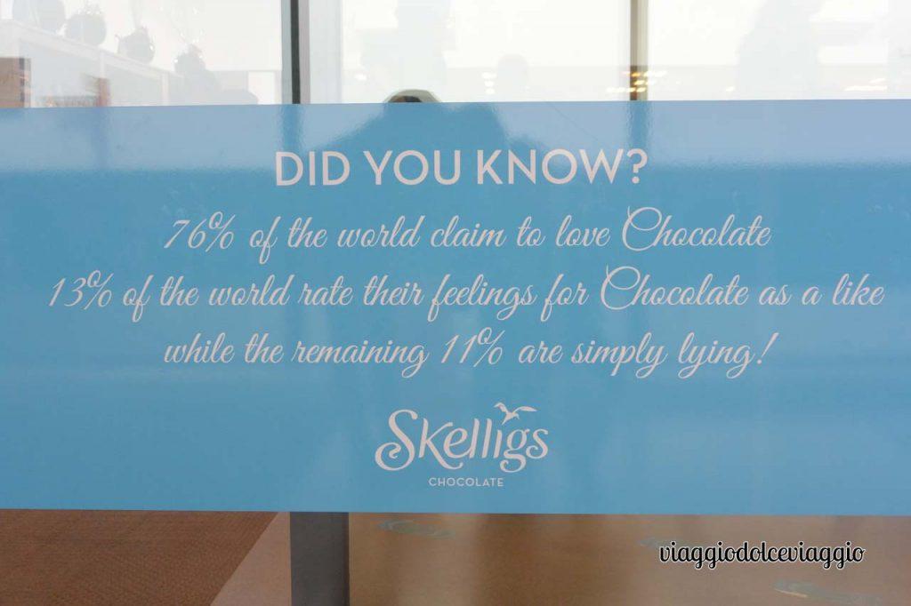 Ring of Kerry, Irlanda, Skellig Chocolate