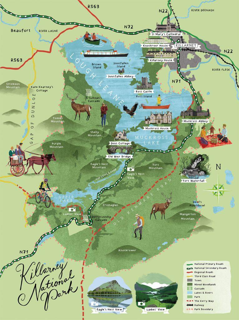 Killarney National Park, Irlanda