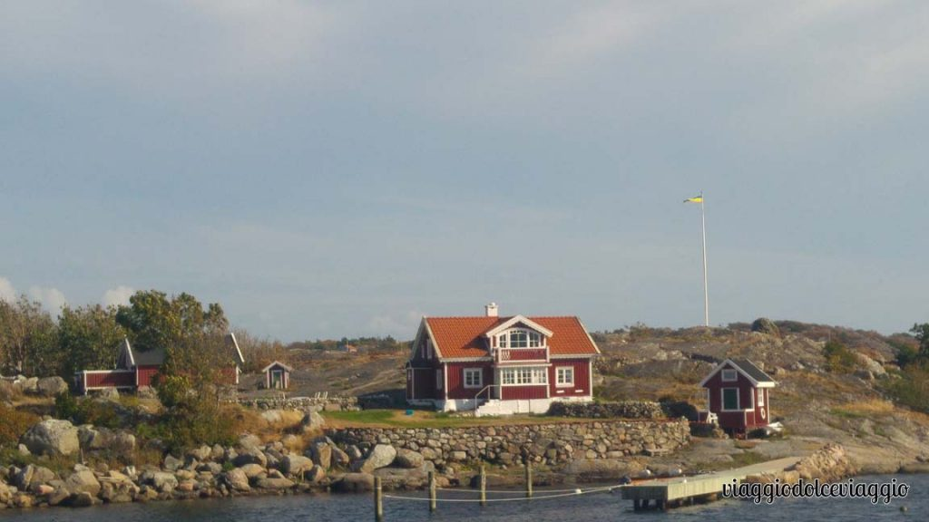 Arcipelago di Goteborg, isola di Branno