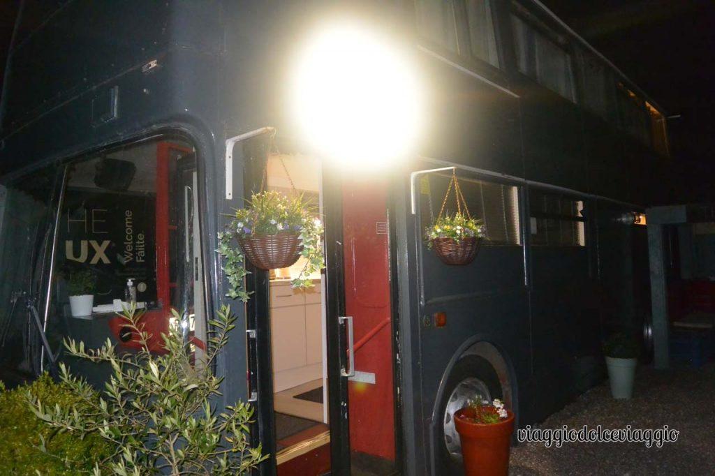 Lux bus, Cobh, Irlanda