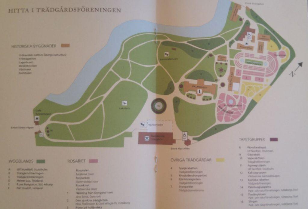 Goteborg tradgardsforeningen Depliant