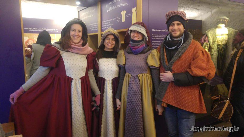 Castello Stirling Scozia