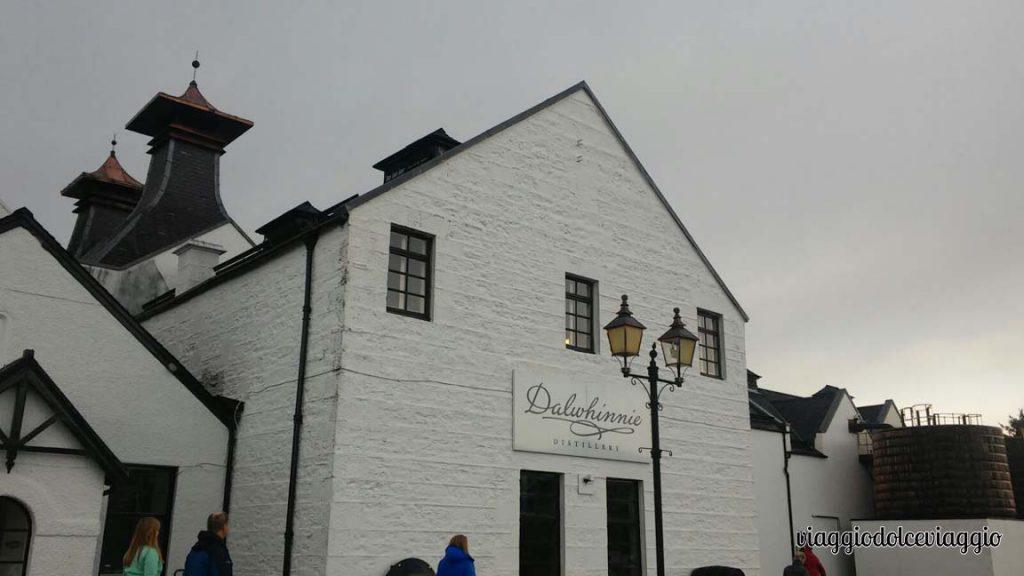 Scozia, Dalwhinnie distillery