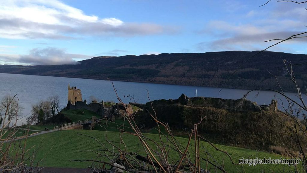 Scozia, Castello di Urquhart