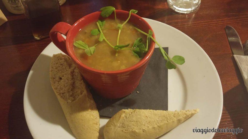 Scozia, cena a Fort Augustus