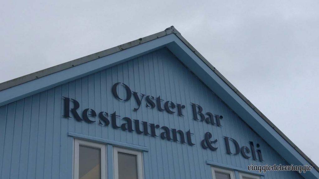 Oyster bar, scozia