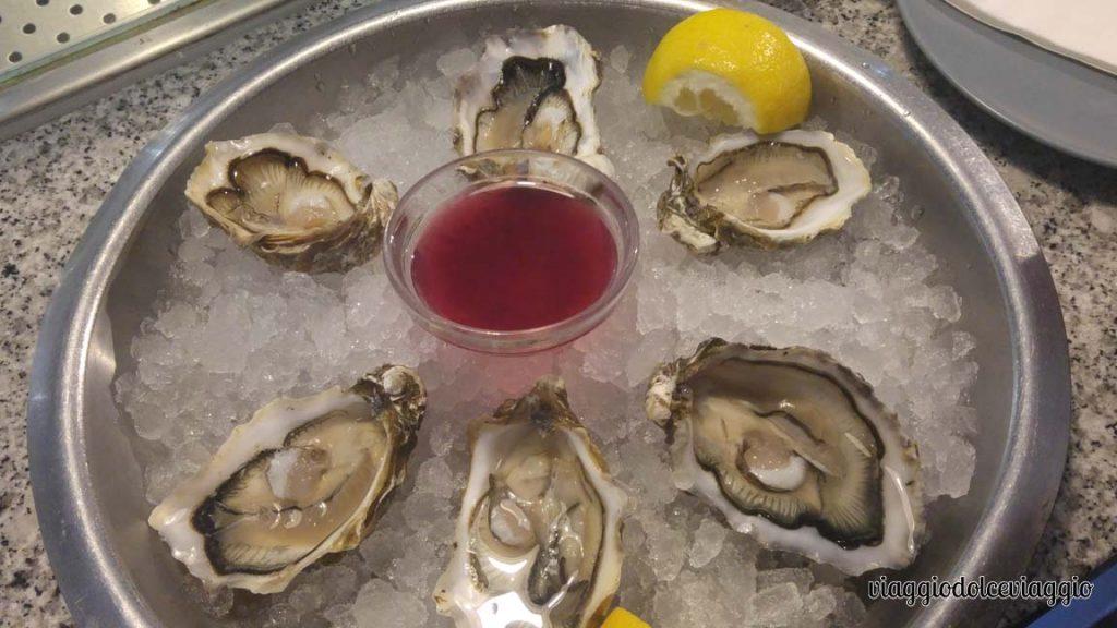 Scozia, oyster bar